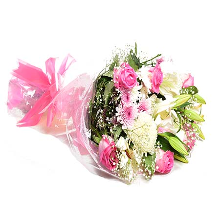 Enchanting Pink Love Bouquet
