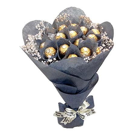Gypso Chocolate Bouquet | Flower shop in Karachi