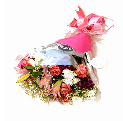Lady Like Bouquet | Flower shop in Karachi