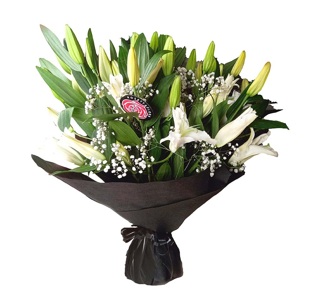 Lilies Bouquet | Flower shop in Karachi