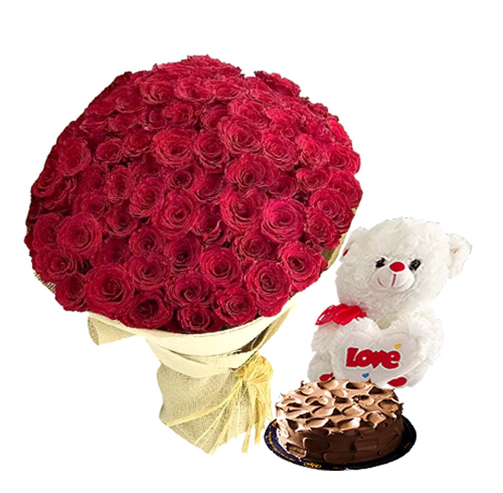 Valentine's Special | Flower shop in Karachi