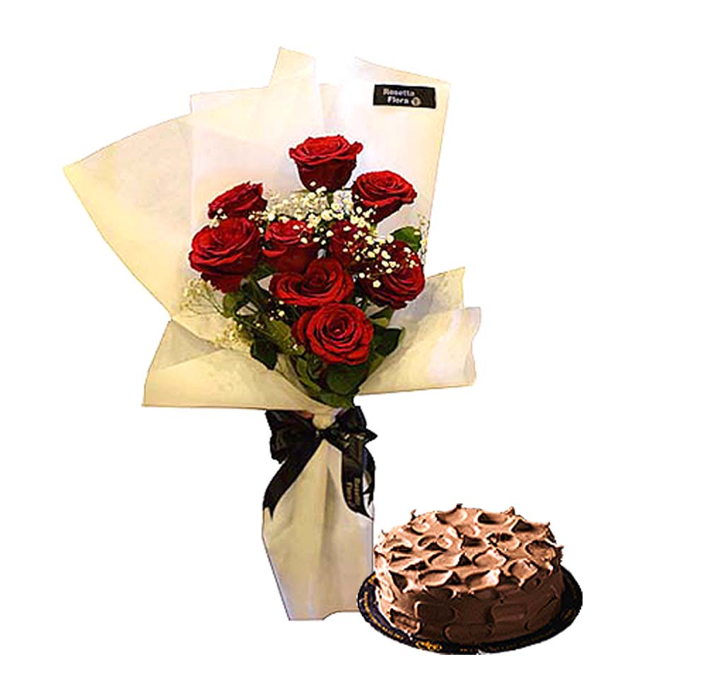 Sweet Surrender | Send Birthday Flowers Gifts to Pakistan