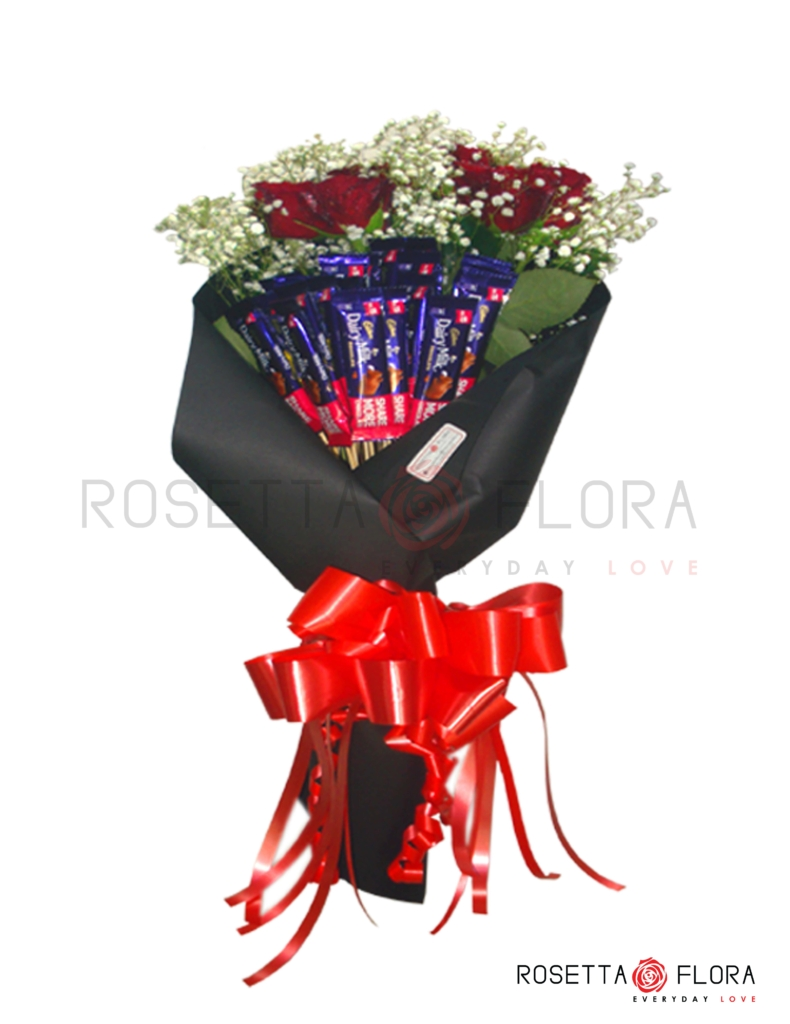 Sweet Thoughts | Send Valentine Flowers to Pakistan