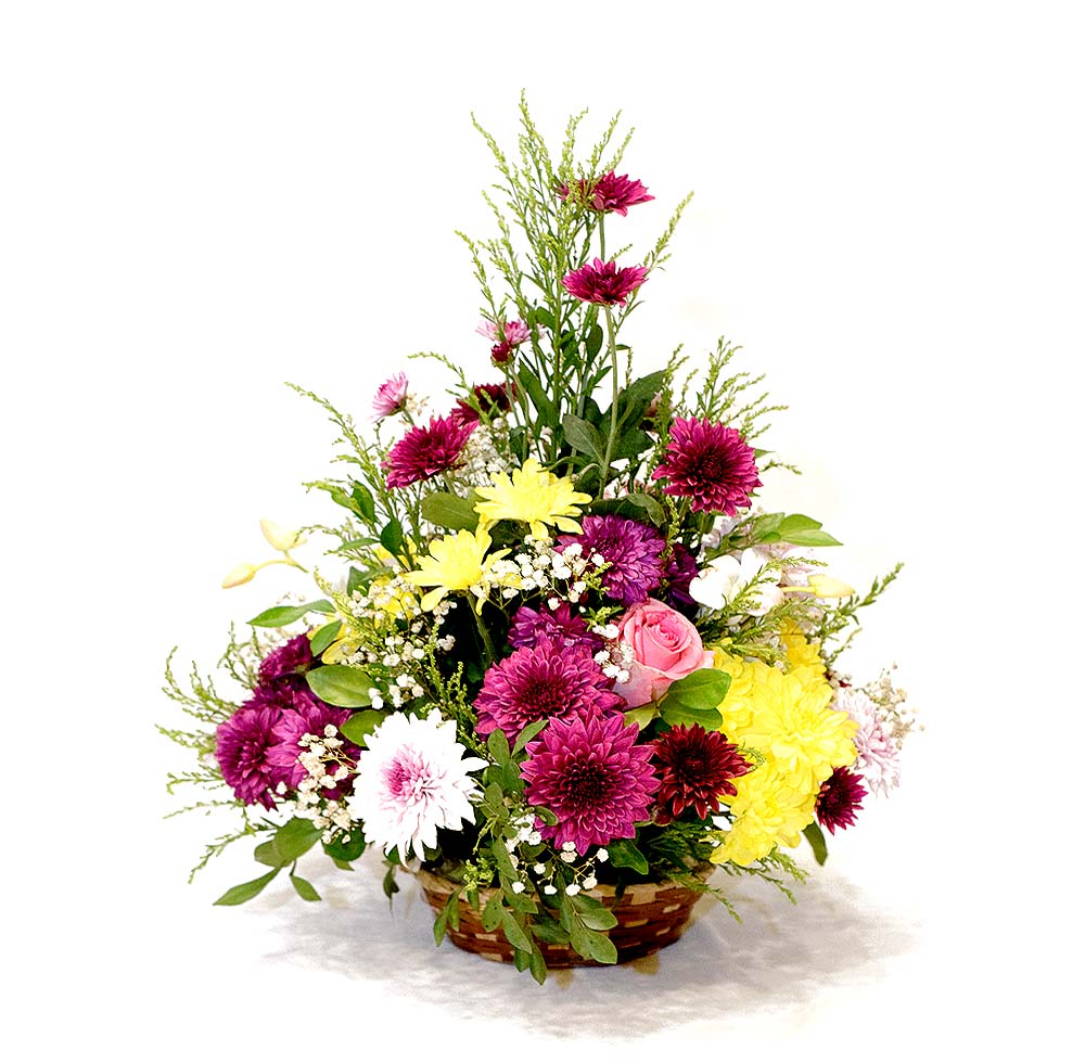 Get Together Basket | Send Birthday Flowers Gifts to Pakistan