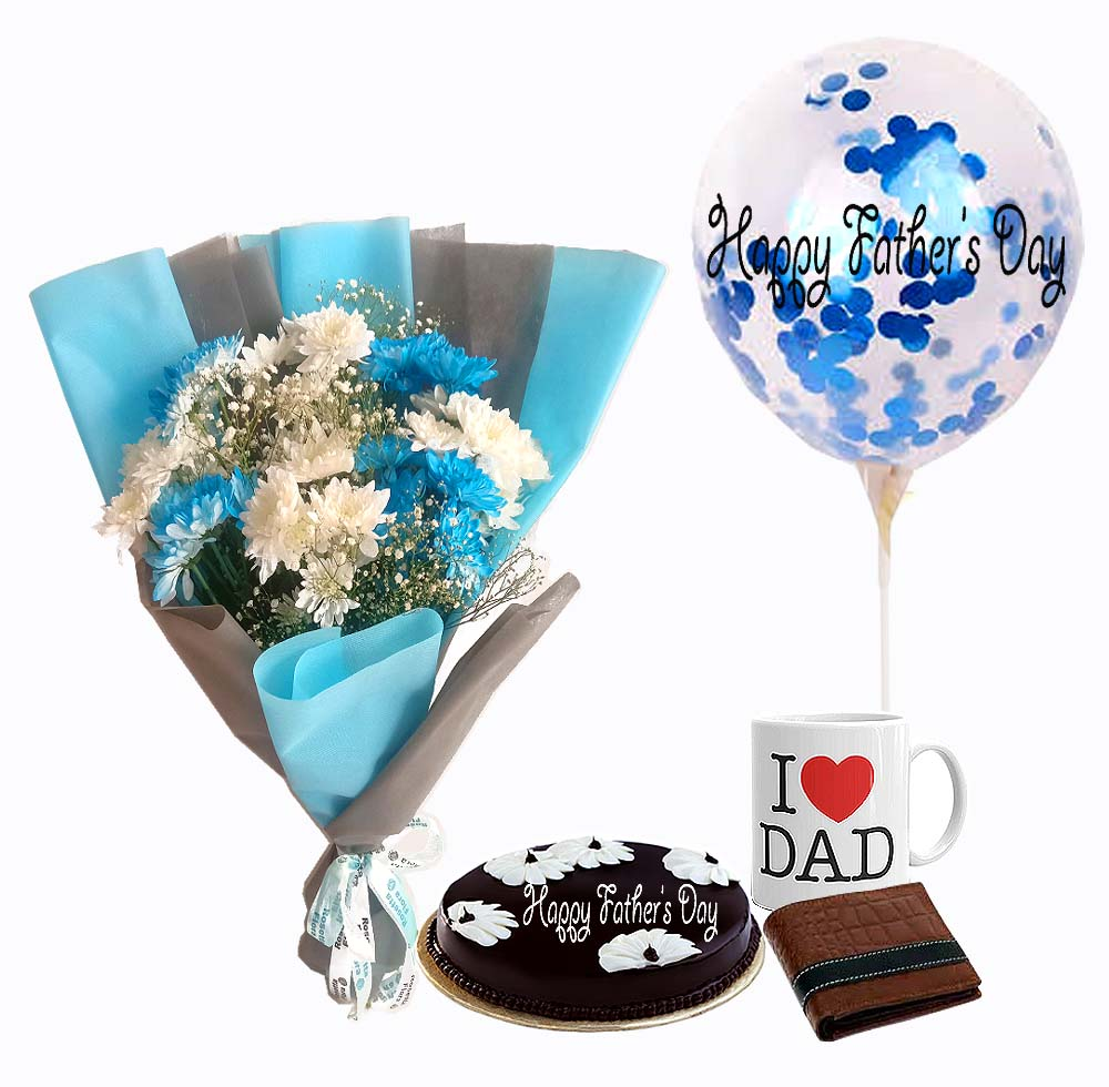 Lovely Medley Combo   Send Father's Day Flowers to Pakistan