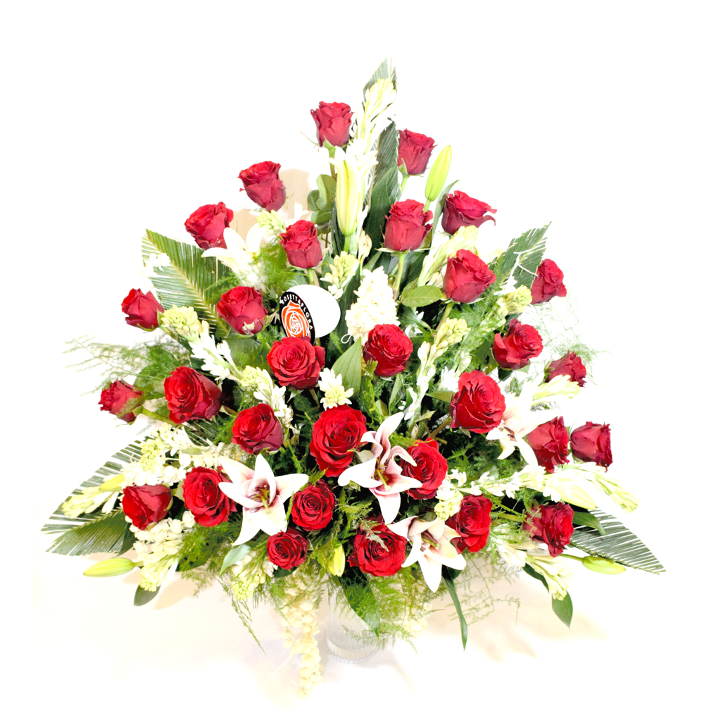 Wild Beauty Irresistible Bouquet | Flower shop in Karachi