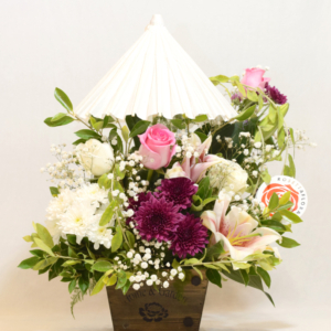 Elegant Pot Arrangements | Flower shop in Karachi