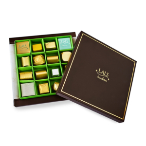 Lals Chocolate Box 16 Pieces | Flower shop in Karachi