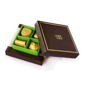 Lals Chocolate Box 4 Pieces | Flower shop in Karachi