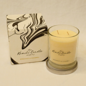 Bergamot & Chambeli Scented Candle | Flower shop in Karachi
