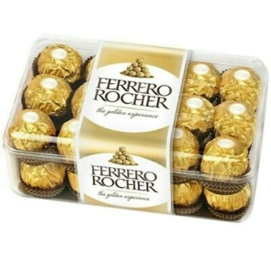 Ferrero Rocher Chocolate Box 16 Pieces | Flower shop in Karachi
