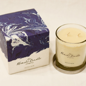 Motia Noir Scented Candle | Flower shop in Karachi