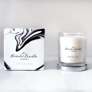 Oudh ul Laila Scented Candle | Flower shop in Karachi