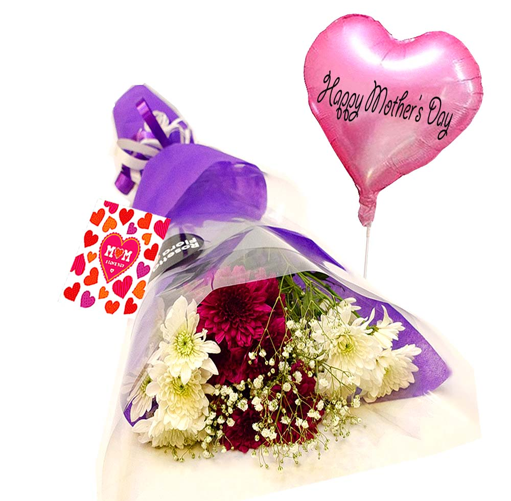 Deserve Bouquet | Send Birthday Flowers Gifts to Pakistan