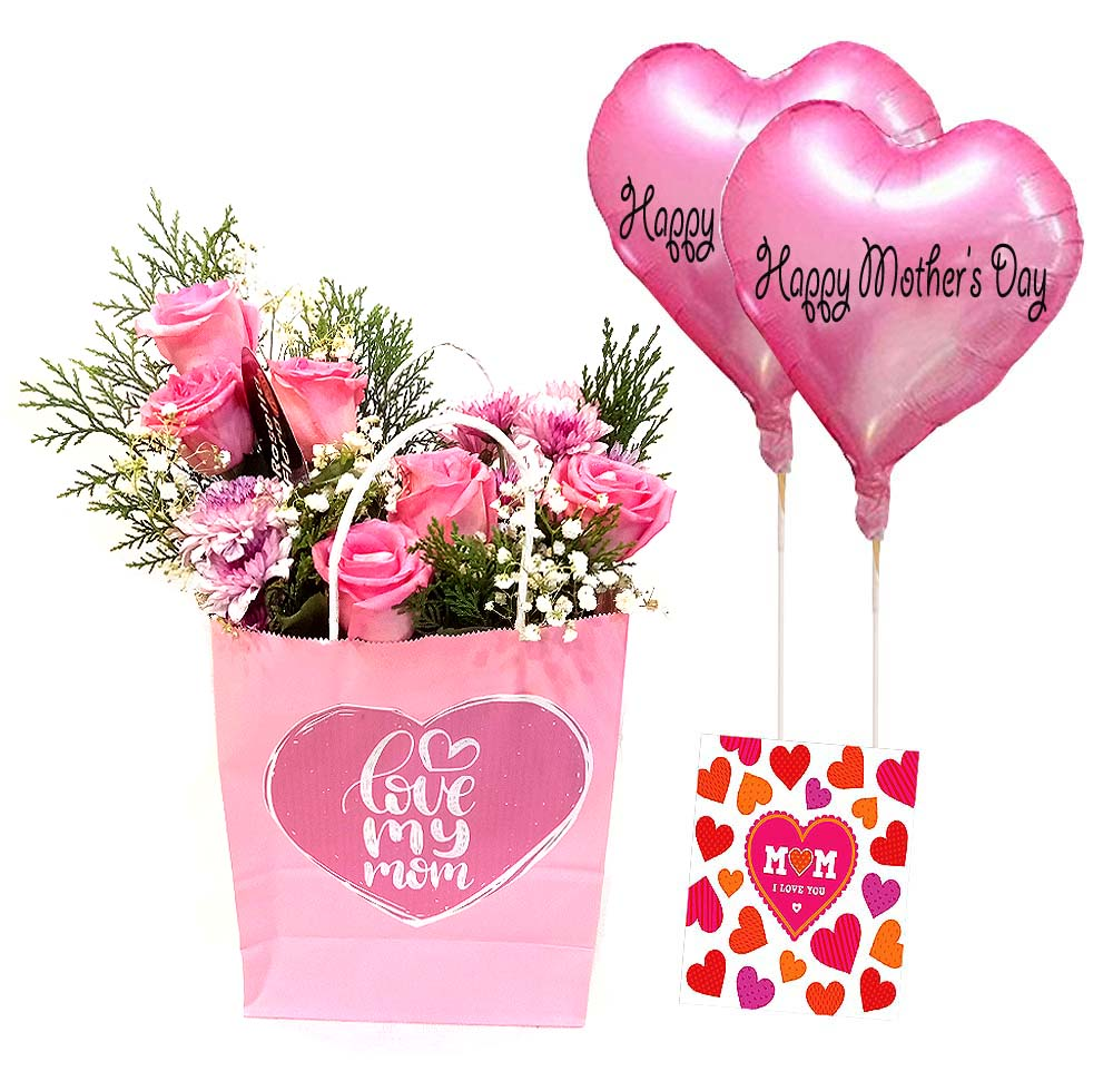 Gorgeous Mom | Send Birthday Flowers Gifts to Pakistan