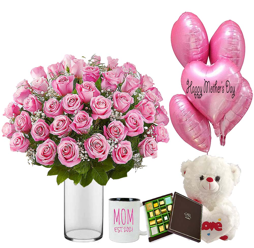 I Love You Mom | Send Birthday Flowers Gifts to Pakistan
