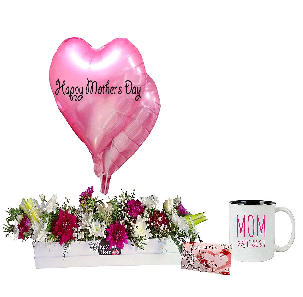 Beloved Mother | Send Birthday Flowers Gifts to Pakistan