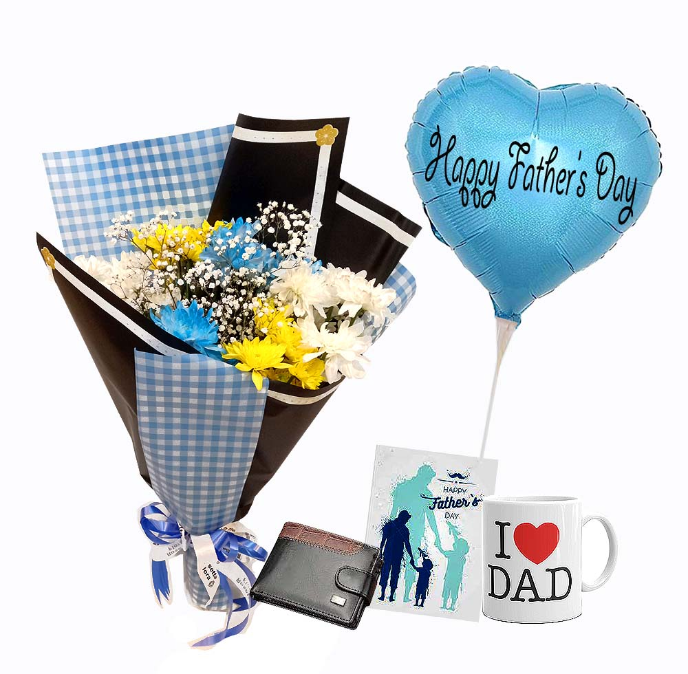 Present for Dad | Send Father's Day Flowers to Pakistan